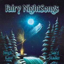 GARY STADLER & SINGH KAUR Fairy Nightsongs CD