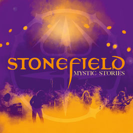 STONEFIELD Mystic Stories CD / Progressive Rock