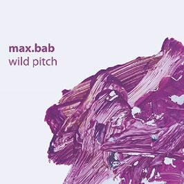 MAX.BAB wild pitch CD / Modern Jazz