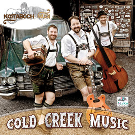 KOITABOCH MUSI Cold Creek Music CD / Volkstümlicher Pop-Rock / Rockabilly