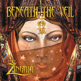 ZINGAIA Beneath The Veil CD / Ambient / Trance