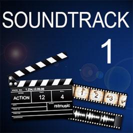 ROBERT SIMON THOMA Soundtrack, Vol.1 CD / Musik zur Filmvertonung