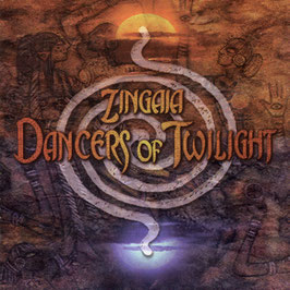 ZINGAIA Dancers Of Twilight CD / Ambient / Trance