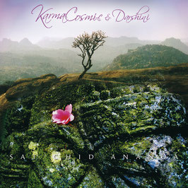 KARMACOSMIC & DARSHINI Sat Chid Ananda CD / Yoga / Chillout