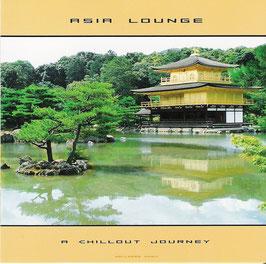 ASIA LOUNGE A Chillout Journey CD mit Jens Buchert, Miyagi, Climatic und Ton