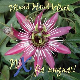MUND-HAND-WERK Nix fia unguat! CD