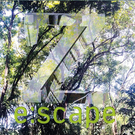 Z - e:scape CD feat. MARCATOR / Psychedelic Rock / Progressive / Trance