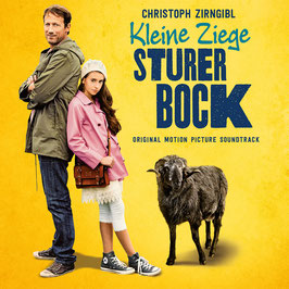 KLEINE ZIEGE STURER BOCK Original Motion Picture Soundtrack CHRISTOPH ZIRNGIBL CD
