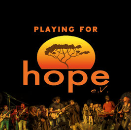 PLAYING FOR HOPE - Das Live Album - CD Digipack