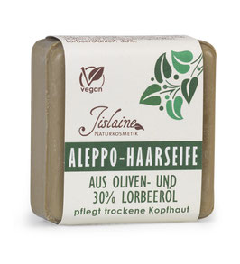 Aleppo-Haarseife 100 g
