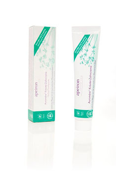 Auromère® Kräuter-Zahncreme