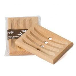 Seifenschale aus Holz
