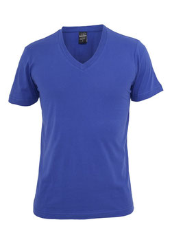 Urban Classics V-Neck Shirt royal