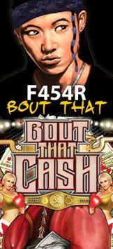 FUYA T-Shirt Bout that Cash Money
