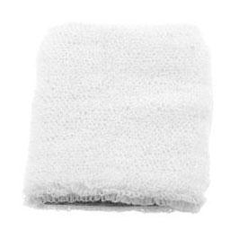 Schweißband Weiß