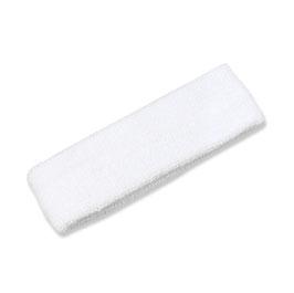 Stirnband weiß