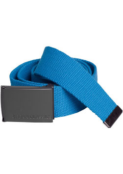 Urban Classics Stoffgürtel Canvas Belt royalblau