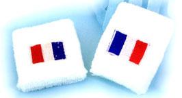 Schweißband Frankreich