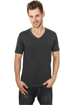 Urban Classics V-Neck charcoal