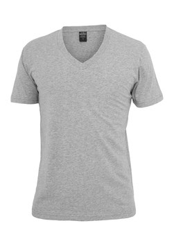 Urban Classics V-Neck Shirt grau