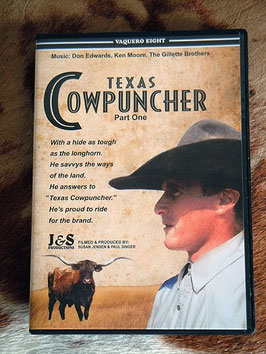 Vaquero Eight: Texas Cowpuncher - Part One