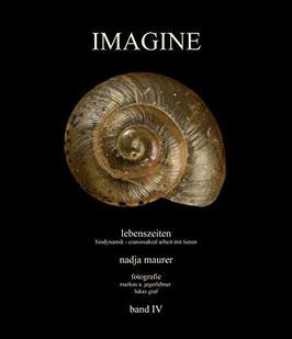 IMAGINE band 4: lebenszeiten: biodynamik - craniosakral arbeit mit tieren (Deutsch)