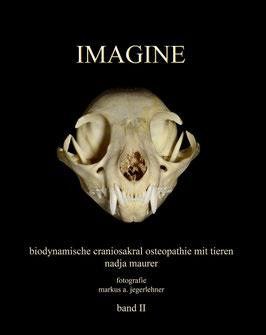 IMAGINE band 2: biodynamische craniosakral osteopathie mit tieren (Deutsch)