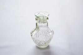 型ガラス/ダイヤ柄醤油差し