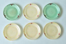 樹脂/花文小皿