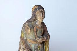 木彫/聖人