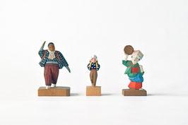 木彫/郷土人形