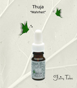 Thuja Naturgeister-Essenz Stockbottle 10 ml