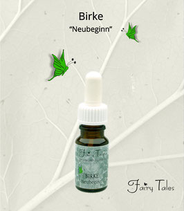 Birke Naturgeister-Essenz Stockbottle 10 ml