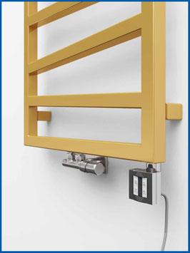 Thermostat Heizelement, Steuerung mit Fernbedienung  Modell KTX4 für Badheizkörper