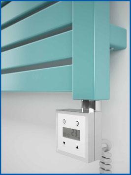 Thermostat Heizpatrone mit Steuerung Modell KTX3 für Badheizkörper