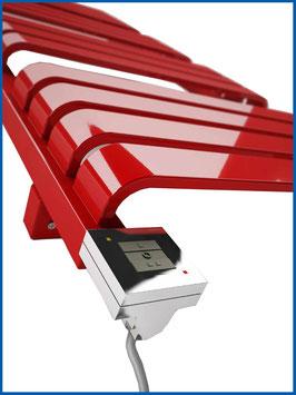 Thermostat Heizpatrone mit Steuerung Modell KTX1 für Badheizkörper