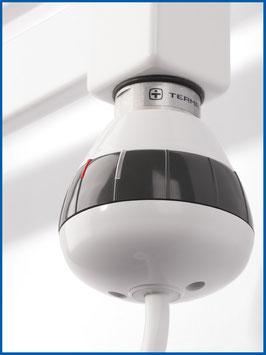 Thermostat Heizpatrone Modell REG 3, Weiß, 400 Watt für Badheizkörper