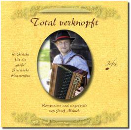 CD - Total verknopft - die Stücke aus dem Notenheft