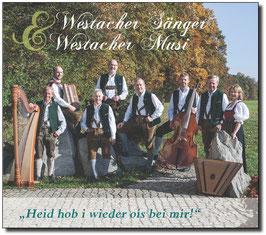 CD - Westacher Sänger & Musi