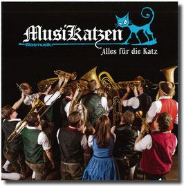 """CD - """"Alles für die Katz"""""""