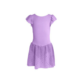 Tanzkleid Violett