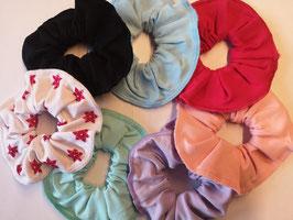 Haarbänder in 6 verschiedenen Farben