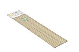 Tortenstützen aus Bambus