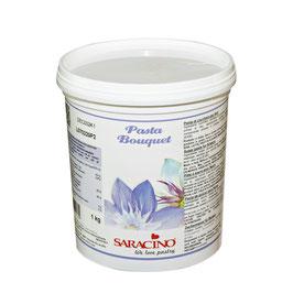 Blütenpaste / Pasta Bouquet von Saracino 1 kg weiß