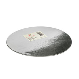 Cakeboard Silber/Gold