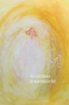 Dein Engelbild in Farbe - auf Papier