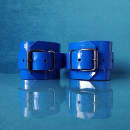 Candy Cuffs - Royal Blue