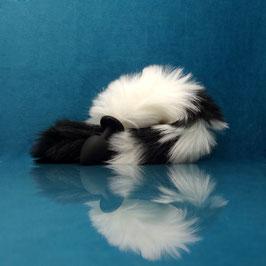 Foxy - Black / White