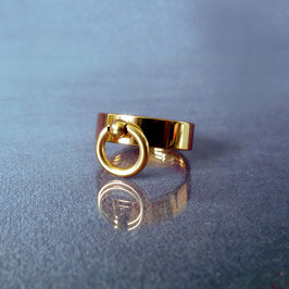 SteelStealth - Gold Steel O Ring