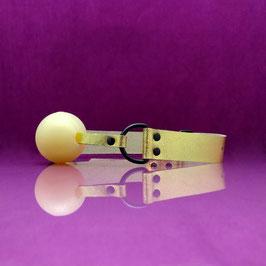 Ball Gag - Glitter - Gold